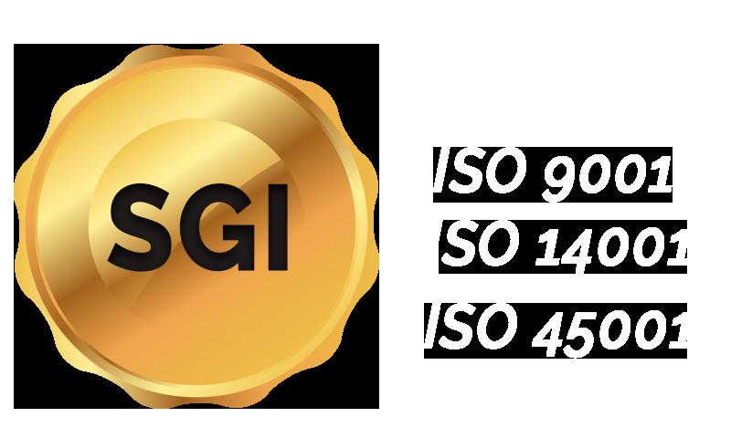 SGI - IMPLEMENTAÇÃO DO SISTEMA DE GESTÃO INTEGRADA